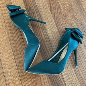 Shoes - Stiletto bow heels